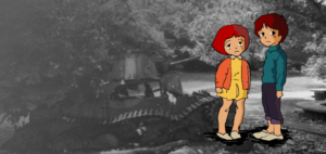 孤児 ジル ミリー ミハル カイ